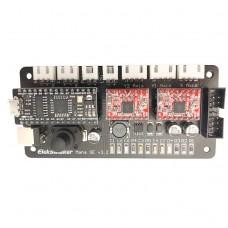 Контроллер GRBL 2 оси сверху