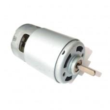 Электродвигатель шпиндель 80 Вт сбоку