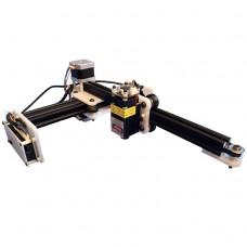 Настольный лазерный гравер мини 200/2500 спереди