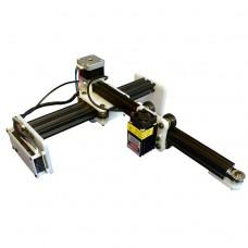 Настольный лазерный гравер мини 200/500 спереди