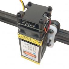 Лазерный модуль 5500 мВт в сборе