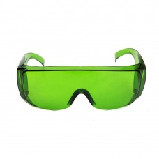 Защитные лазерные очки спереди